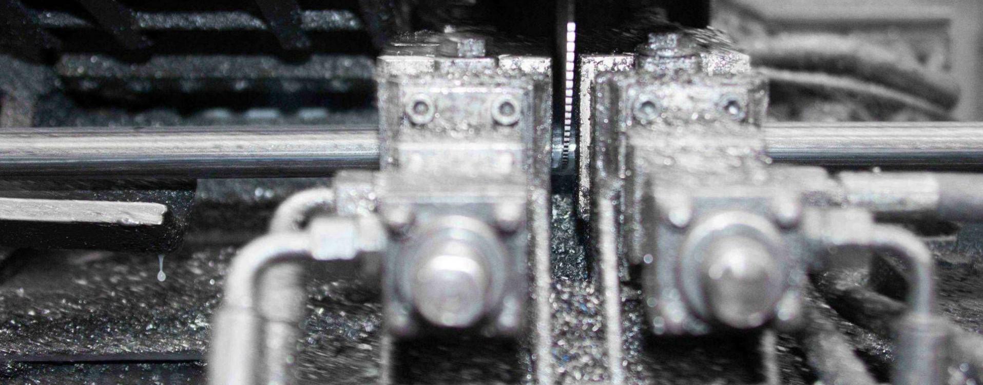Finiture tubi in acciaio: lunghezze e taglio a misura