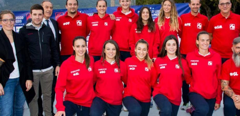 Acciaitubi è main sponsor per Picco Lecco: Immagine