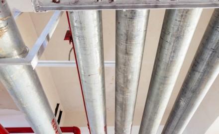 Welded steel boiler tubes