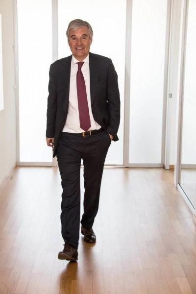 Acciaitubi Chairman Marco Berera